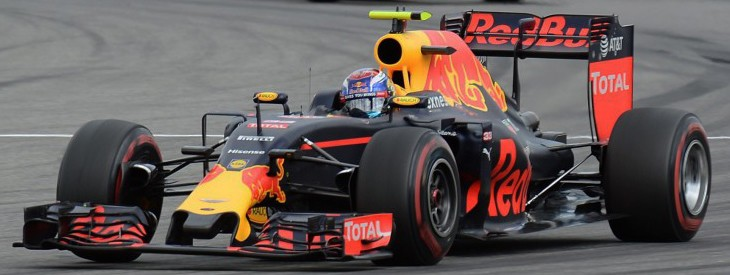 "417160833  Red Bull RB12 ""Max Verstappen GP Germany 2016"", Minichamps"