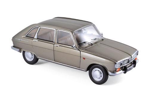 185133  Renault 16 1968 grijs met., Norev
