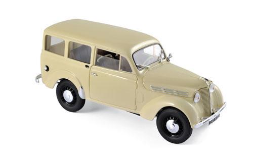 185260  Renault Break 300 kg (Juvaquatre), 1951, ivoor, Norev