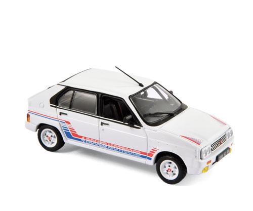 150941  Citroën Visa 1000 Pistes 1983, Norev