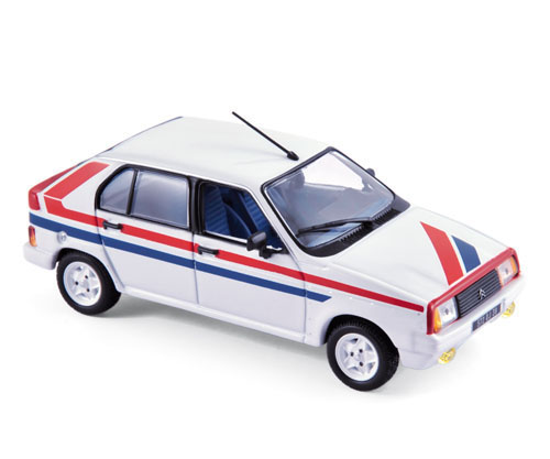 150942  Citroën Visa II Chrono 1982, Norev
