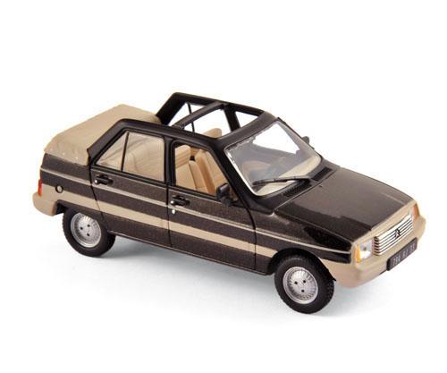 150943  Citroën Visa Décapotable 1984, Vison bruin, Norev