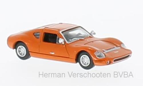 27403    Melkus RS1000, orange, Brekina