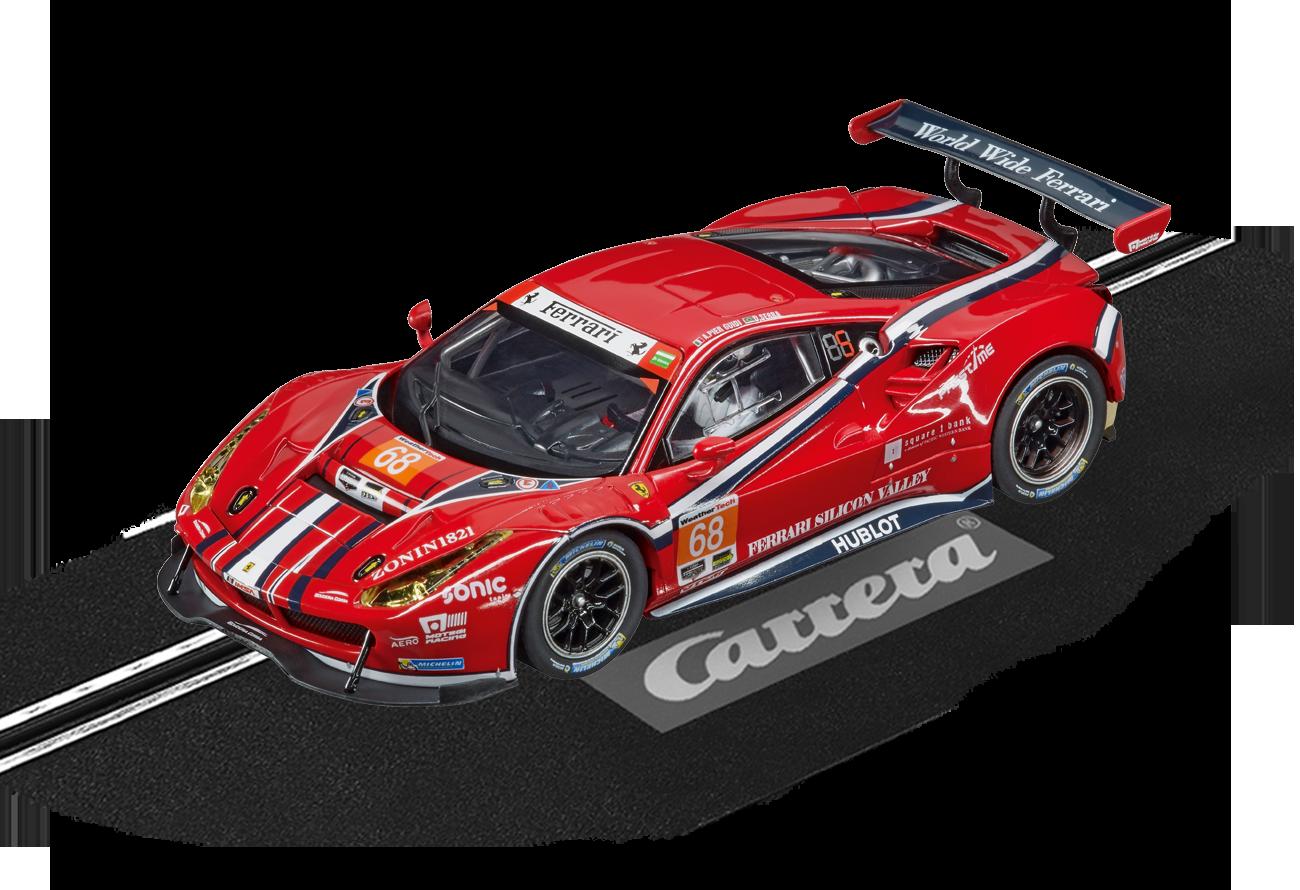 """30809  DIG132: Ferrari 488 GT3 """"Suderia Corse, No.3"""", Carrera"""