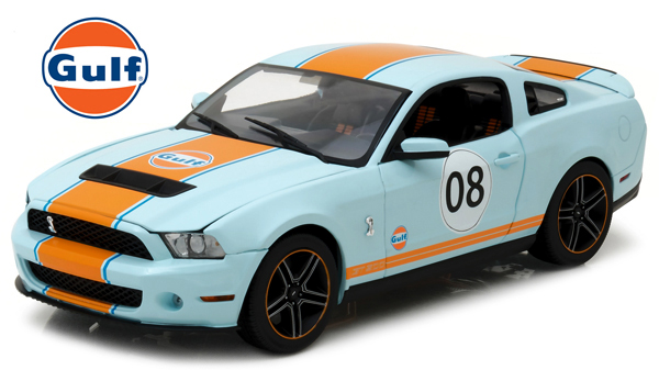 "12990    2012 Ford Shelby GT500 ""Gulf"", Greenlight"