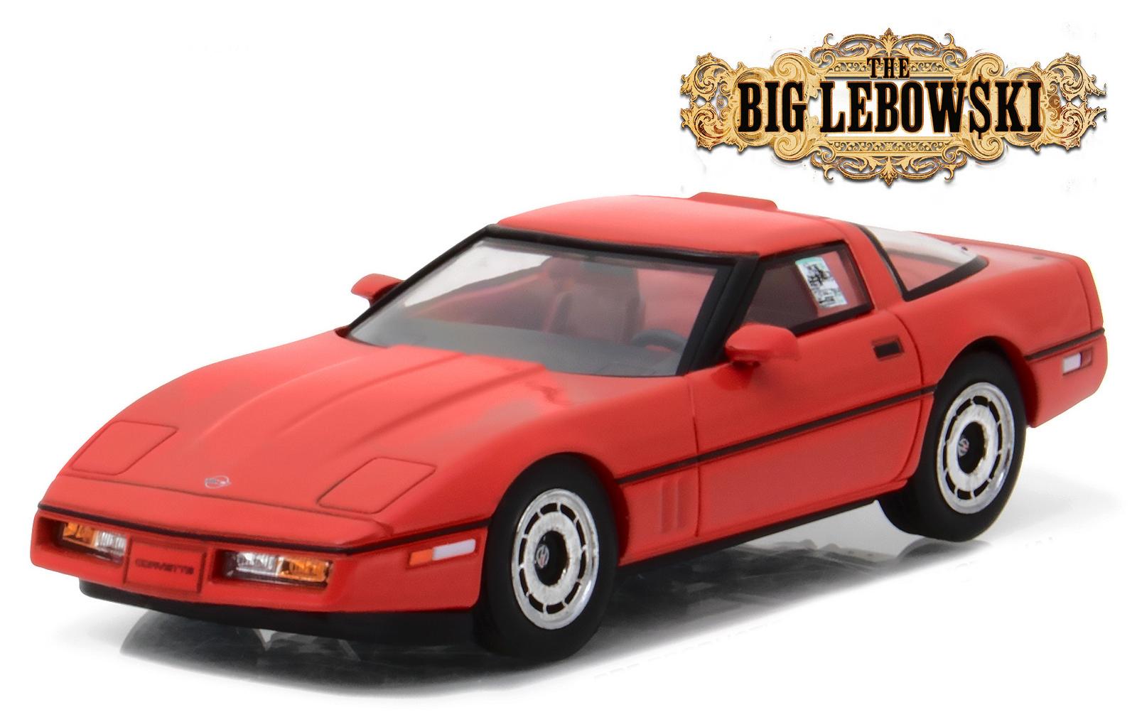 86497  Larry Sellers' 1985 Chevrolet Corvette C4, Greenlight