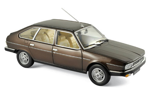 185271  Renault 30 TX 1981, bronsbruin, Norev
