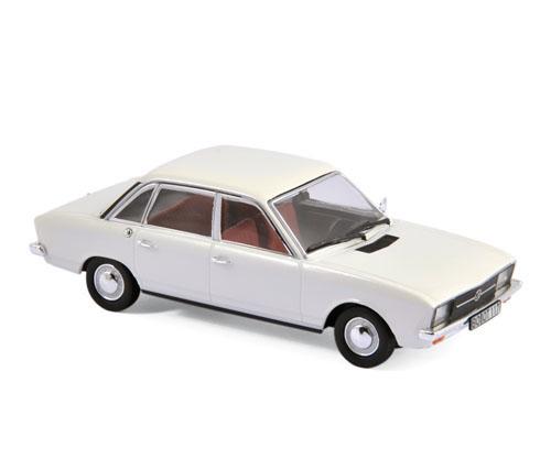 840093  Volkswagen K70 1970, wit, Norev