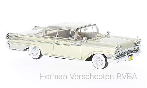 46051  Mercury Parklane Hardtop 1959, met. beige, Neoscale Models