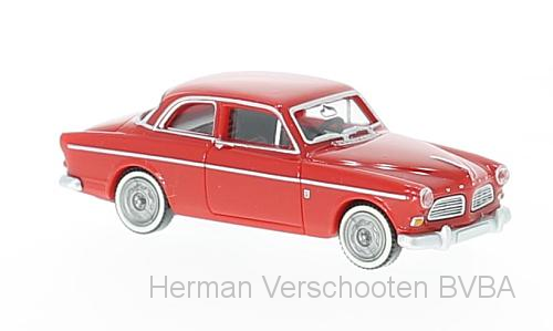 22803    Volvo Amazon, rood, Wiking