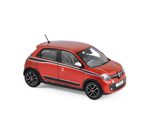 517416    Renault Twingo Sport Pack 2014, Flamme Red, Norev