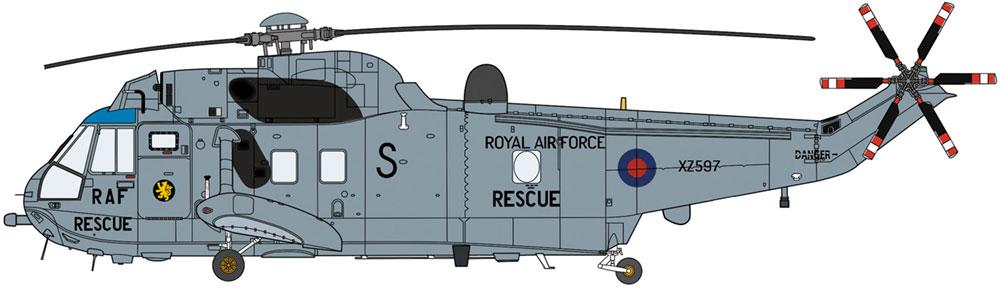 "07456  Seaking HAR.3 Mk.3 ""Falklands"", Hasegawa"