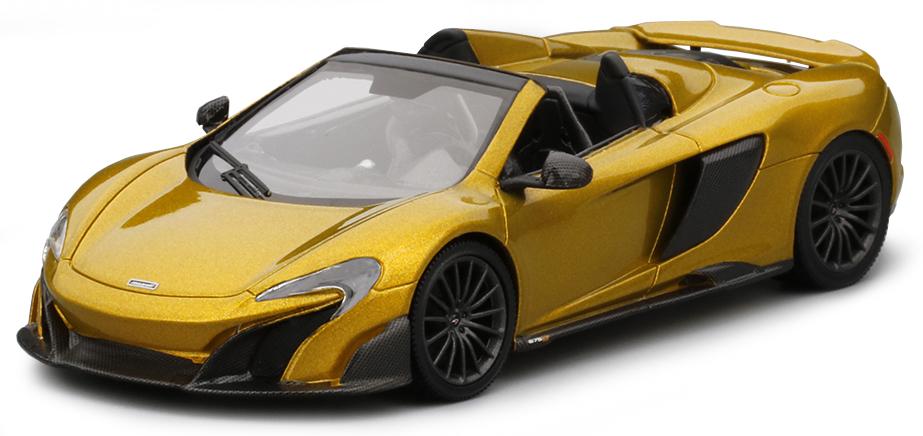 TSM430202  McLaren 675LY Spider Solis, Truescale Miniatures