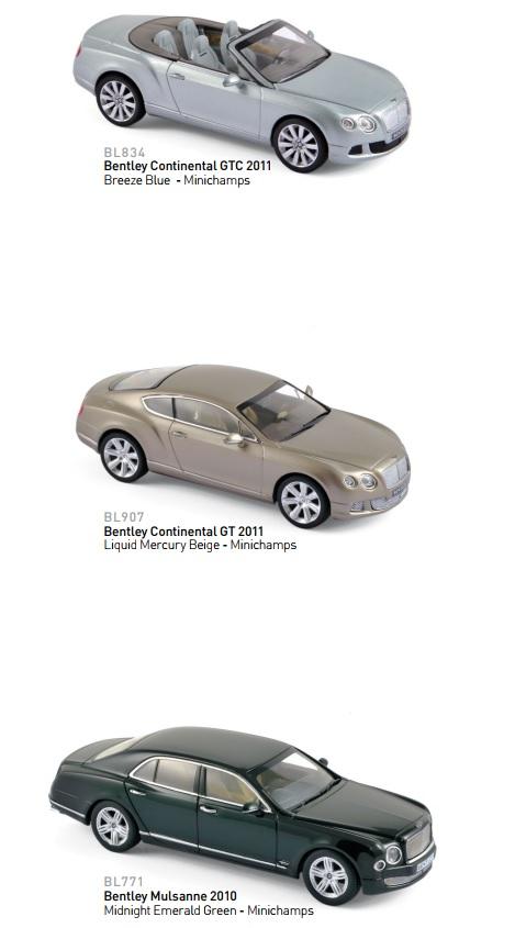 Bentley's Minichamps, Norev.jpg