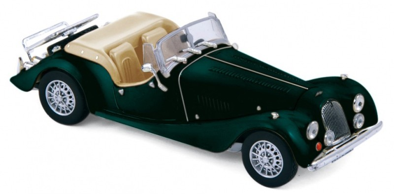 270302    Morgan Plus 8 1980, British Racing Green, Norev