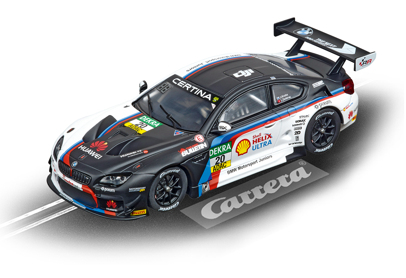 "30810    DIG132 BMW M6 GT3 ""Schubert Motorsport, No.20"", Carrera"