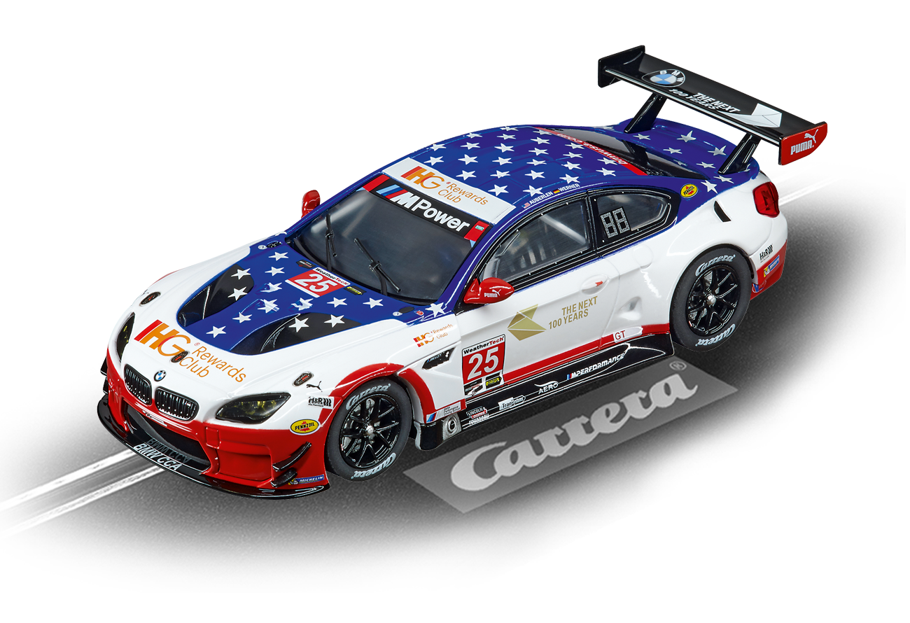 "30811    DIG132 BMW M6 GT3 ""Team RLL, No.25"", Carrera"