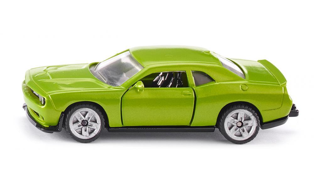 1408  Dodge Challenger SRT Hellcat, Siku