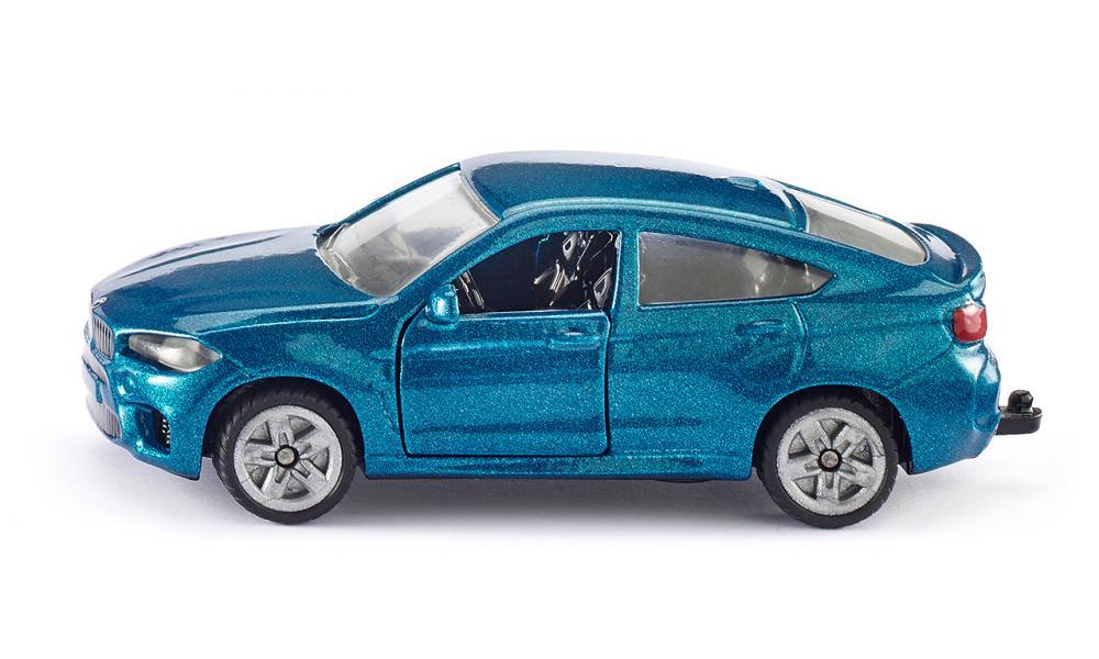 1409  BMW X6 M, Siku