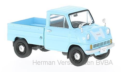 F43-080  Honda T360 Truck 1963, blauw, First 1:43 Models