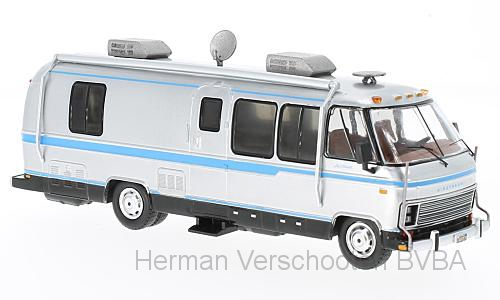 CAC003    Airstream Excella 280 Turbo 1981, Ixo