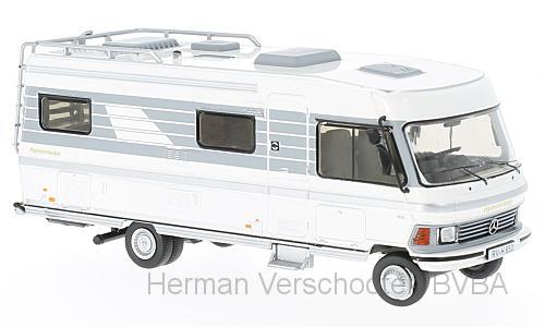 CAC004  Hymermobil Type 650 1985, Ixo
