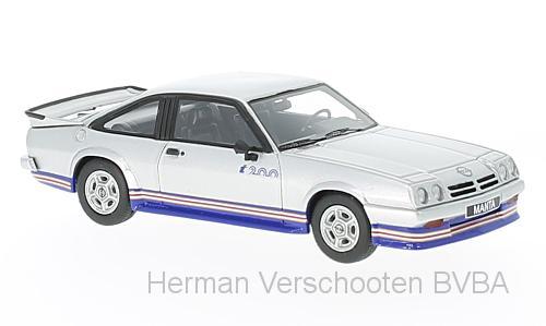 45476  Opel Mantta B i200, zilver, Neoscale Models