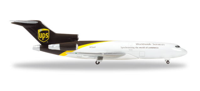 "530873    Boeing 727-100C ""UPS Airlines"", Herpa Wings"