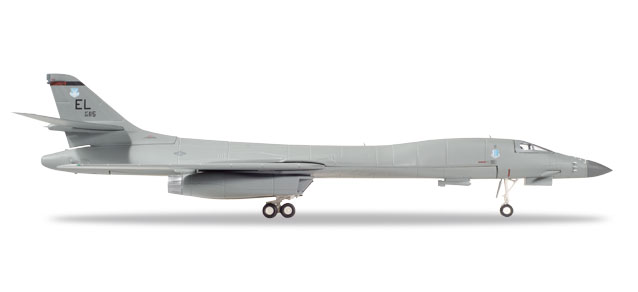 "558679    Rockwell B-1B Lancer ""U.S. Air Force, 34th BS The Last Laugh"", Herpa Wings"
