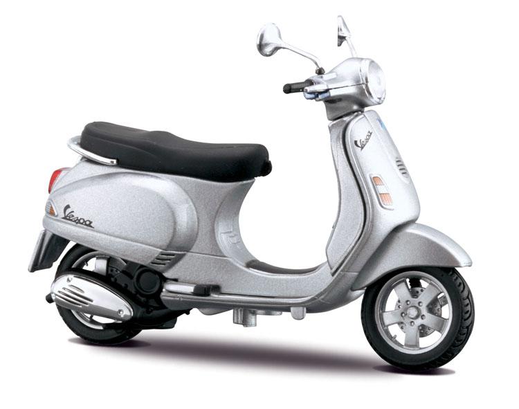 05092Z  Vespa Scooters LX 2005, Maisto
