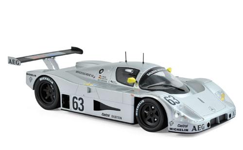 "183442  Sauber-Mercedes C9 ""Winner 24h France, Mass/Reuter/Dickens"", Norev"