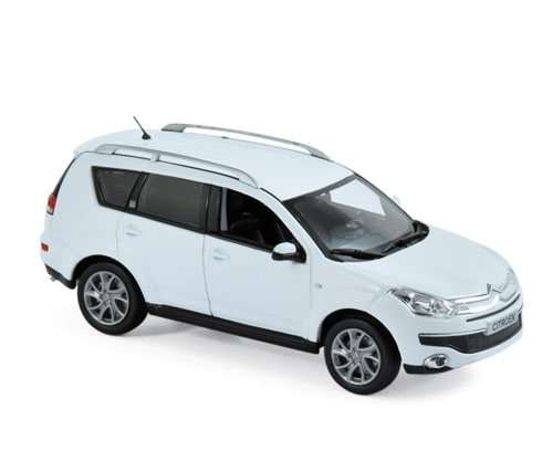 155654  Citroën C-Crosser 2007, wit, Norev