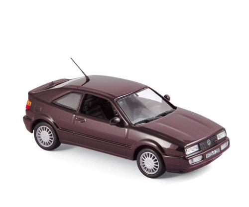 840094  Volkswagen Corrado G60 1990, Violet met., Norev