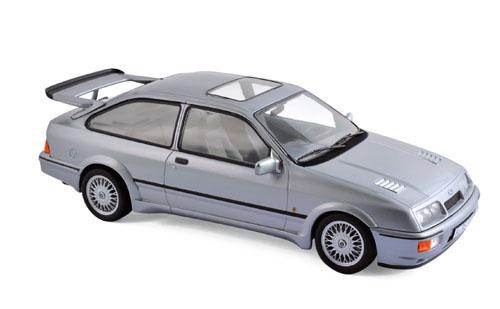182770  Ford Sierra RS Cosworth 1986, grijs met., Norev