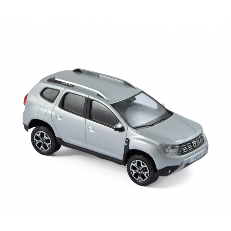 509000  Dacia Duster 2018, zilver, Norev