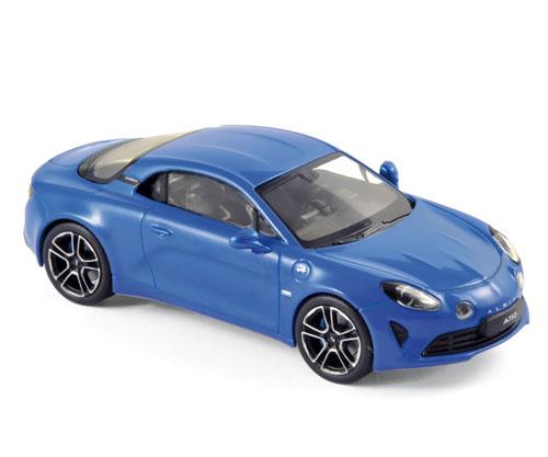 """517856  Alpine A110 """"Première Edition"""" 2017, blauw, Norev"""