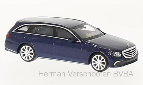 22705  Mercedes-Benz E-Klasse T-Modell (S213) Exklusiv, Wiking
