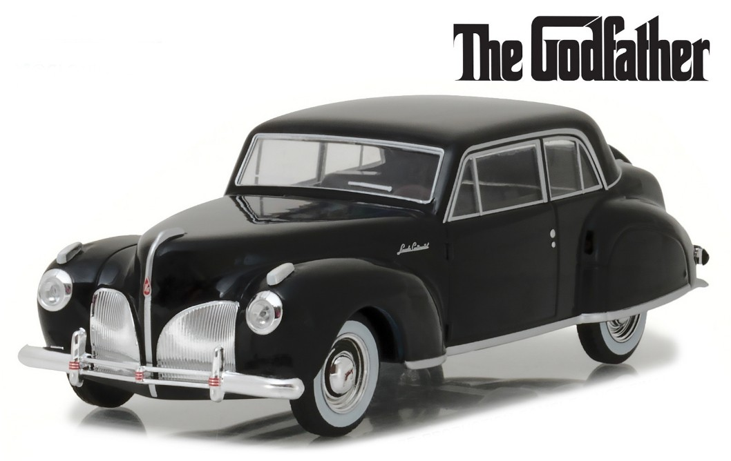 "86507    1941 Lincoln Continental ""The Godfather"", Greenlight"