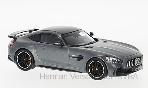 B66960438  Mercedes-Benz AMG GT R, matgrijs, Norev