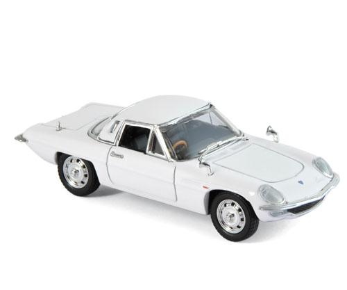 800602  Mazda Cosmo Sport L10B 1968, wit, Norev