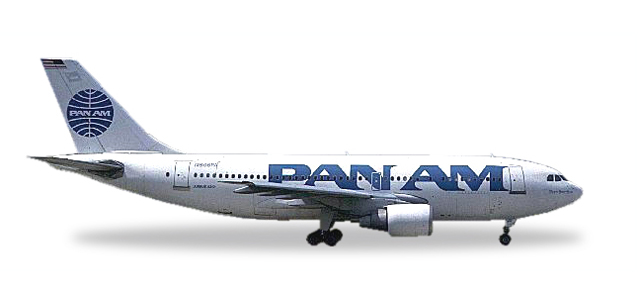 "500920-001    Airbus A310-200 ""PAN AM Herpa Wings 25 Years"", Herpa Wings"