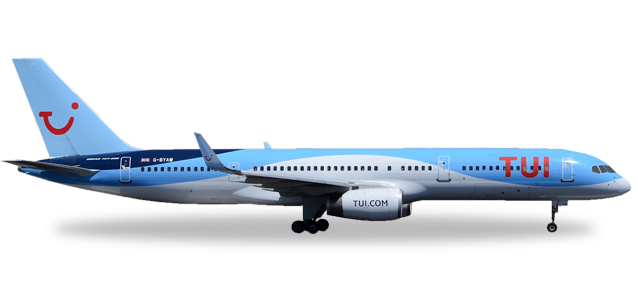 "530903    Boeing 757-200 ""TUI Airlines (Thomson Airways)"", Herpa Wings"
