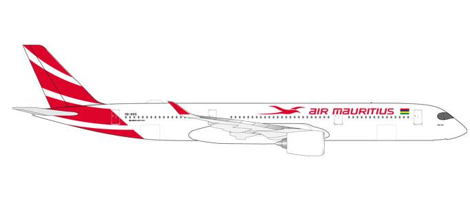 "531184  Airbus A350-900 ""Air Mauritius"", Herpa Wings"