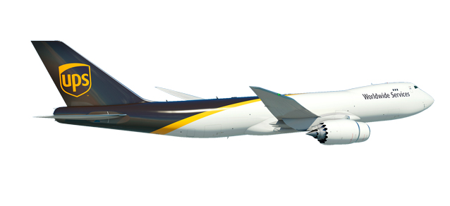 "558822    Boeing 747-8F ""UPS Airlines"", Herpa Wings"