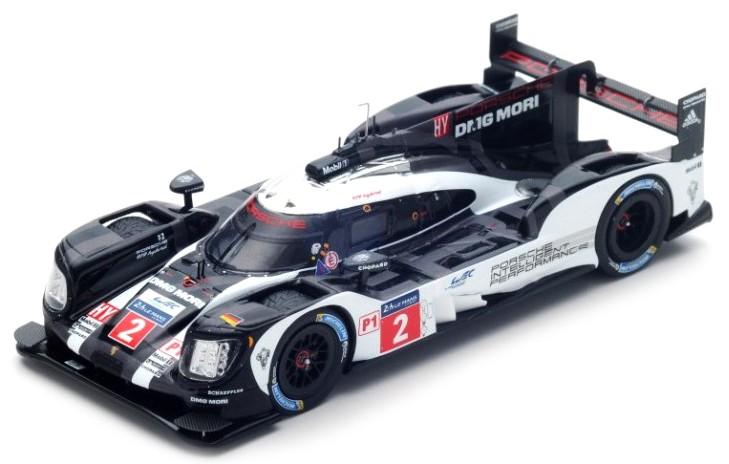 87LM16  Porsche 919 Hybrid #2 LMP1 HY Winner 24H Le Mans, Spark