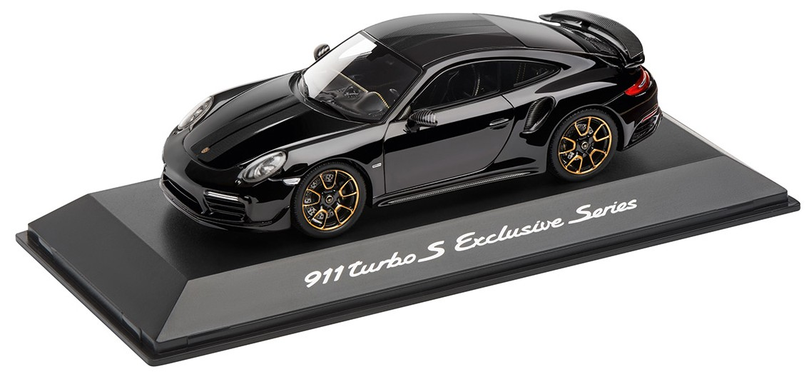 WAP0209050J    Porsche 911 Turbo S 2017 Exclusiv Series, Spark