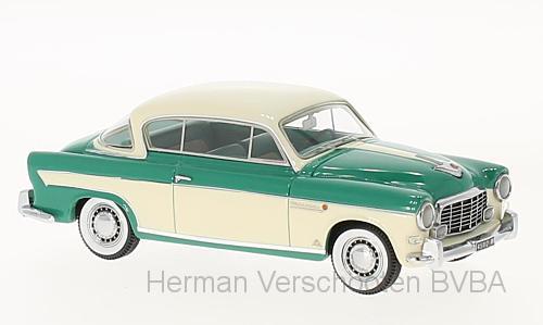 45112  Fiat 1900 B Gran Luce Coupé, beige/groen, Neoscale Models