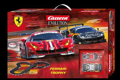 25230  Evo: Ferrari Trophy, Carrera