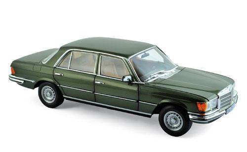 183455  Mercedes-Benz 450 SEL 6.9 1976, groen met., Norev