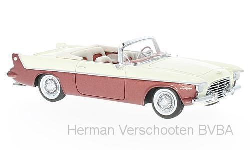 46590  Chrysler Flight Sweep I, wit/rood, Neoscale Models